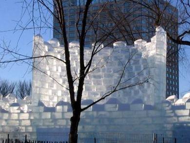 rempart palais de glace
