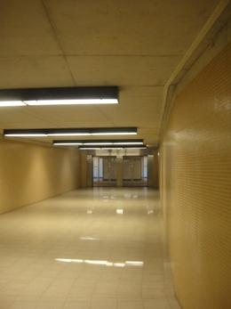 corridor souterrain