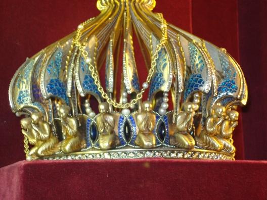 couronne de notre dame de paris