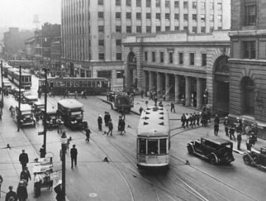 rue craig terminus de tramway