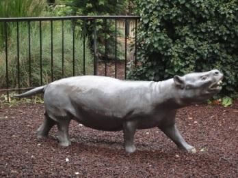 créature préhistorique