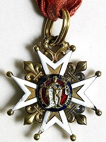croix du chevalier