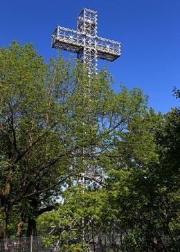 croix du parc mont royal