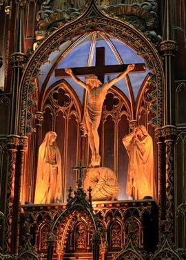 crucifiction de jésus