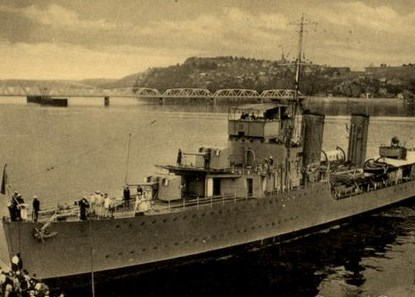 cruiseur saguenay