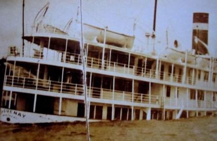 bateau saguenay