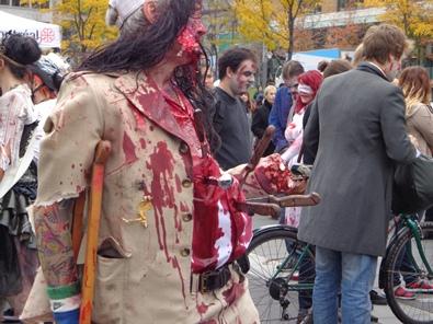 cuisinier zombie