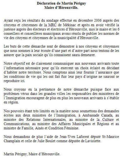 declaration mairie