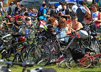 festival de vélo