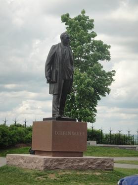 premier ministre Diefenbaker