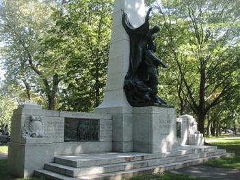 monument dollard des ormeaux