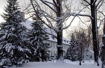 Domaine Maizerets hiver