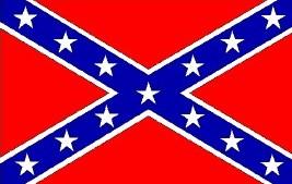 drapeau des états confédérés