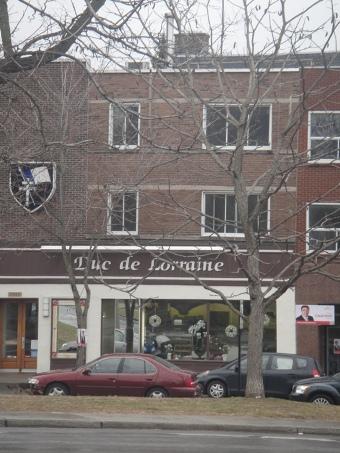 pâtisserie française Duc de Lorraine
