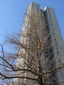 edifice 1451 sherbrooke ouest