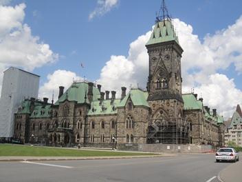 edifice est parlement ottawa