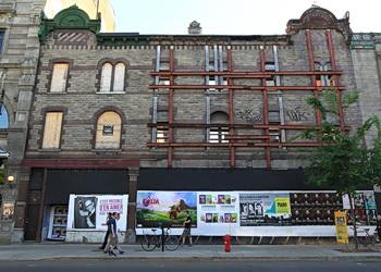 édifice renouvé
