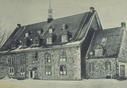église à Rimouski