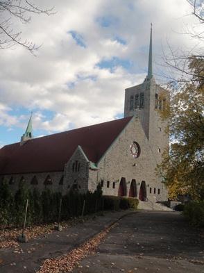 église antioche
