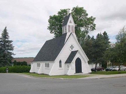 Église anglicane St-Barnabas