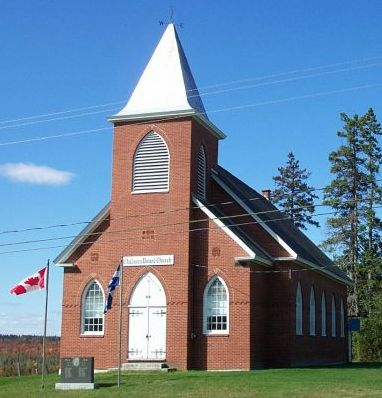 Église Chalmers