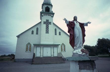 Champneuf église