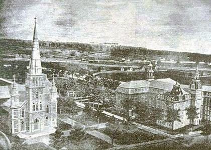 église de joliette