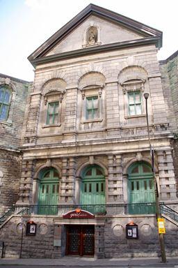 facade centre gesù