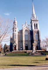 Église Saint-Vital de Lambton