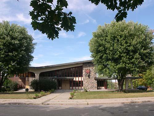 Église Marie-Médiatrice