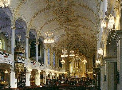 Église Notre-Dame-de-la-Victoire à Lévis