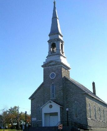 église de pontbriand