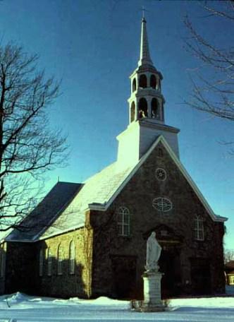 L'Église de la Présentation de Sainte-Vierge
