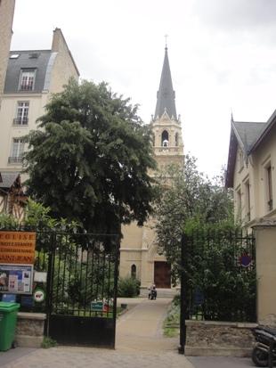 eglise st jean protestante paris