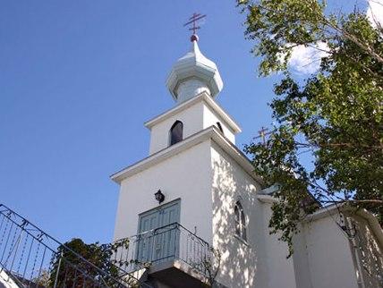 eglise orthodoxe rouyn noranda