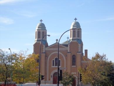 st george église montréal