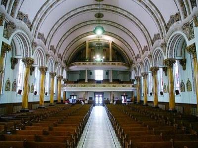 interieur église st grégoire