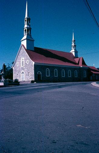 l'église de Saint-Jean-Port-Joli