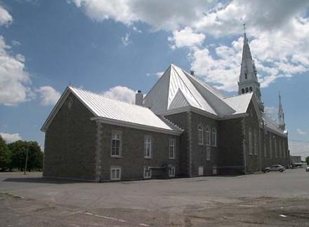 église st lin
