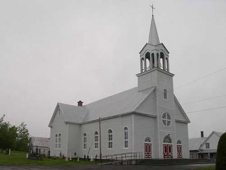 L'église de Saint-Zénon