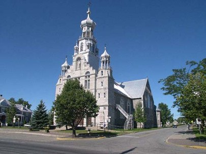église ste anne des plaines