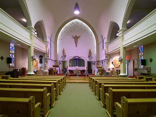 Église Ste-Rose-de-Lima
