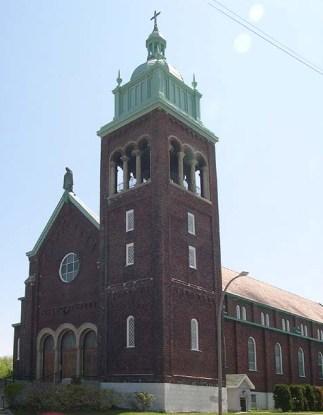 L'Église-Sainte-Thérèse-de-l'Enfant-Jésus
