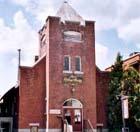 L'édifice de l'ancienne église Saint-Andrew's