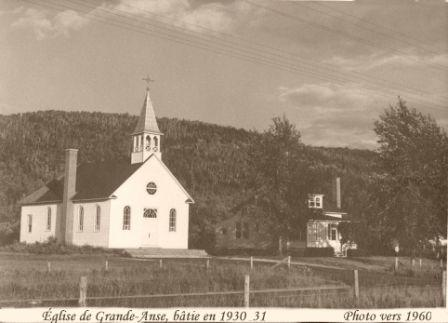 eglise grand-anse