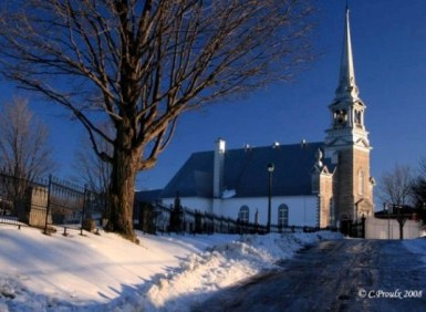 eglise de st-antoine-de-tilly