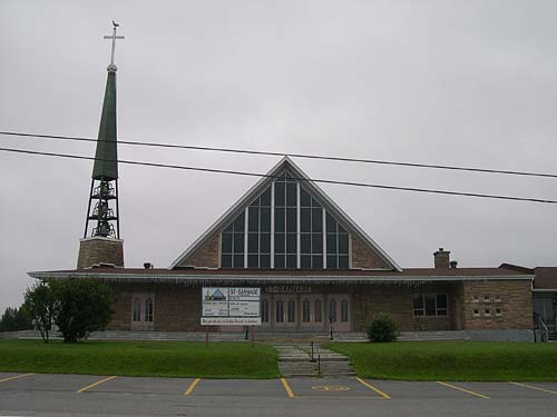 Église Saint-Barnabé