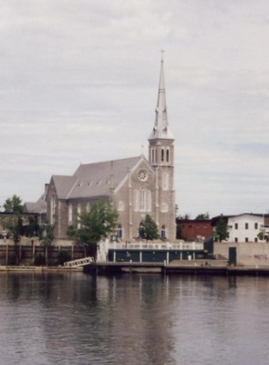 L'église Saint-François-de-Sales