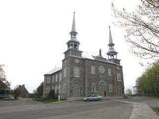 église st joseph de deschambault