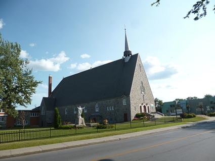 église paroisse saint-maxime